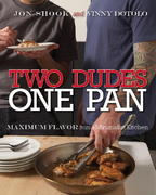 Two Dudes, One Pan 0 9780307382603 0307382605