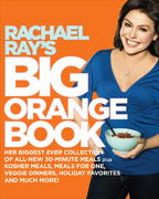 Rachael Ray's Big Orange Book 0 9780307383198 0307383199