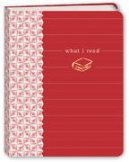 What I Read (Red) Mini Journal 0 9780307407238 0307407233