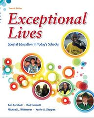 Exceptional Lives 7th Edition 9780132821773 013282177X