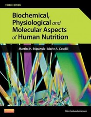 Biochemical, Physiological, and Molecular Aspects of Human Nutrition 3rd Edition 9781437709599 1437709591