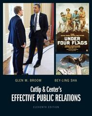 Cutlip and Center's Effective Public Relations 11th Edition 9780132669153 0132669153