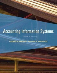 Accounting Information Systems 11th edition 9780132871938 0132871939