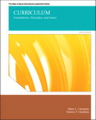 Curriculum 6th edition 9780133095418 013309541X