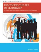Practicing the Art of Leadership 4th Edition 9780133072235 0133072231