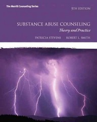 Substance Abuse Counseling 5th Edition 9780132615648 0132615649
