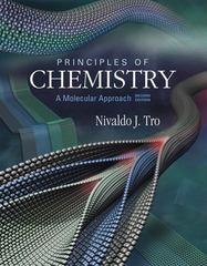 Principles of Chemistry 2nd edition 9780321750907 032175090X