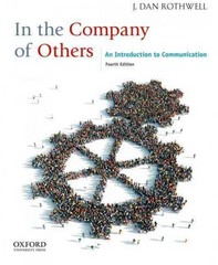 In the Company of Others 4th edition 9780199861668 0199861668