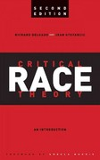 Critical Race Theory 2nd Edition 9780814785294 0814785298