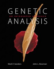 Genetic Analysis 2nd Edition 9780133888843 0133888843