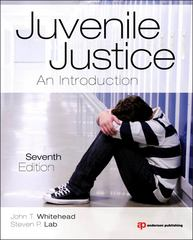 Juvenile Justice 7th edition 9781455778928 1455778923