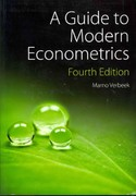 A Guide to Modern Econometrics 4th Edition 9781119951674 1119951674