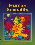 Human Sexuality 4th edition 9780878936106 0878936106