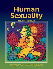 Human Sexuality 4th Edition 9780878935703 0878935703