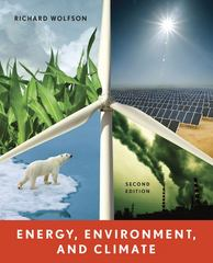 Energy, Environment, and Climate 2nd edition 9780393912746 0393912744