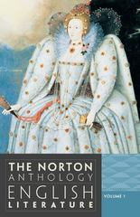 The Norton Anthology of English Literature 9th Edition 9780393912470 0393912477