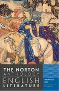 The Norton Anthology of English Literature 9th Edition 9780393912494 0393912493
