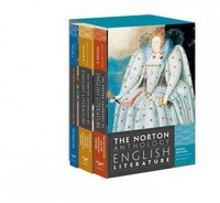 The Norton Anthology of English Literature 9th Edition 9780393913002 0393913007