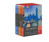 The Norton Anthology of English Literature 9th edition 9780393913019 0393913015