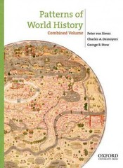 Patterns of World History, Combined Volume 1st edition 9780195332872 0195332873