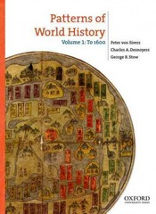 Patterns of World History 1st Edition 9780195332889 0195332881