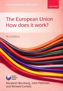 The European Union 3rd edition 9780199570805 0199570809