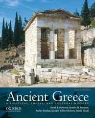 Ancient Greece 3rd Edition 9780199846047 0199846049