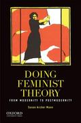 Doing Feminist Theory 1st Edition 9780199858101 0199858101
