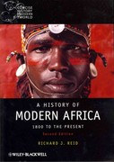 A History of Modern Africa 2nd Edition 9780470658987 0470658983