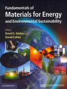 Fundamentals of Materials for Energy and Environmental Sustainability 1st edition 9781107000230 1107000238