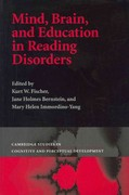 Mind, Brain and Education in Reading Disorders 0 9781107603226 1107603226