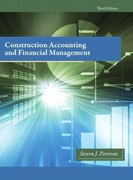 Construction Accounting & Financial Management 3rd Edition 9780132675055 0132675056
