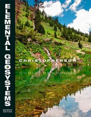 Elemental Geosystems 7th Edition 9780132698566 0132698560