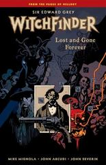 Witchfinder Volume 2: Lost and Gone Forever 0 9781595827944 1595827943