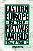 Eastern Europe in the Postwar World 2nd Edition 9780312061692 0312061692