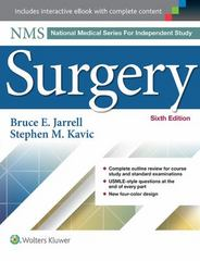 NMS Surgery 6th Edition 9781608315840 1608315843