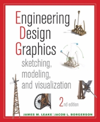 Engineering Design Graphics 2nd Edition 9781118214398 1118214390
