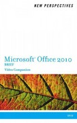 Video Companion DVD for Shaffer/Carey/Finnegan/Adamski/Zimmerman's New Perspectives on Microsoft Office 2010, Brief 1st edition 9781111969110 1111969116