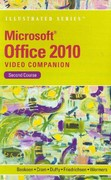 Video Companion DVD for Beskeen/Cram/Duffy/Friedrichsen/Wermers' Microsoft® Office 2010 Illustrated Second Course 1st edition 9781111970123 1111970122