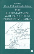 The Russo-Japanese War in Cultural Perspective, 1904-05 0 9780312221614 0312221614