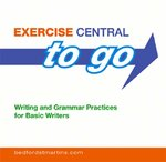 Exercise Central to Go 1st edition 9780312446529 0312446527