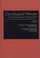 The Musical Woman 0 9780313235870 0313235872