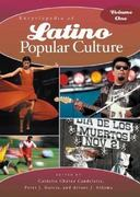 Encyclopedia of Latino Popular Culture in the United States 0 9780313332104 031333210X
