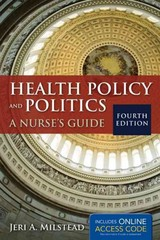 Health Policy And Politics 4th Edition 9781449665098 1449665098