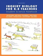 Inquiry Biology for K-8 Teachers 2nd Edition 9781256318491 1256318493