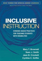 Inclusive Instruction 1st Edition 9781462503889 1462503888