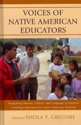 Voices of Native American Educators 0 9780739171936 0739171933