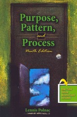Purpose Pattern and Process 9th Edition 9780757591747 0757591744