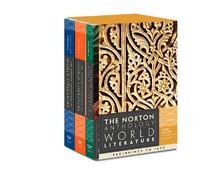 The Norton Anthology of World Literature 3rd Edition 9780393933659 0393933652