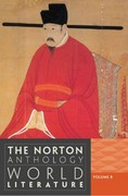The Norton Anthology of World Literature 3rd Edition 9780393913309 0393913309